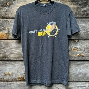 Next Level Apparel Waterman's Half Triathlon Tee